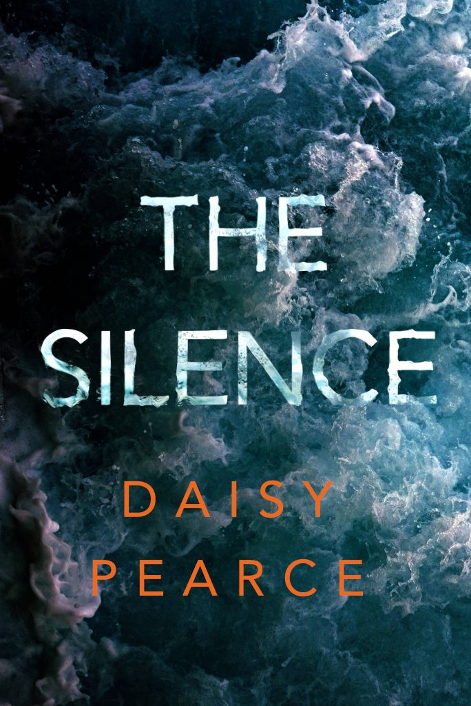 The Silence book cover image
